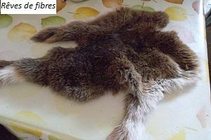 Le tannage domestique Premiere-peau-tannee-la-fourrure